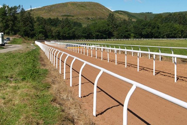 Watt Fences running rails