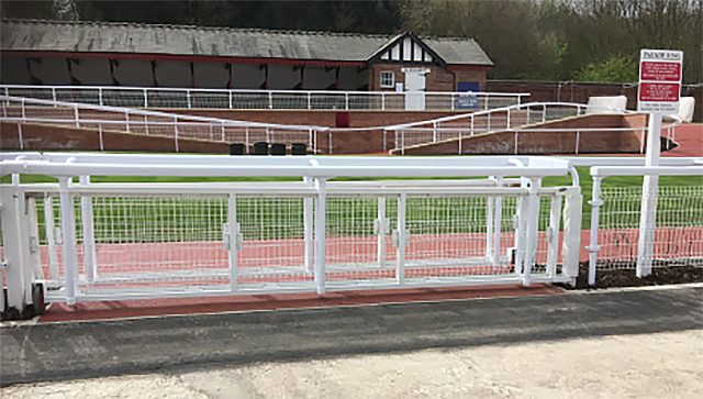 Watt Fences Crowd Barrier