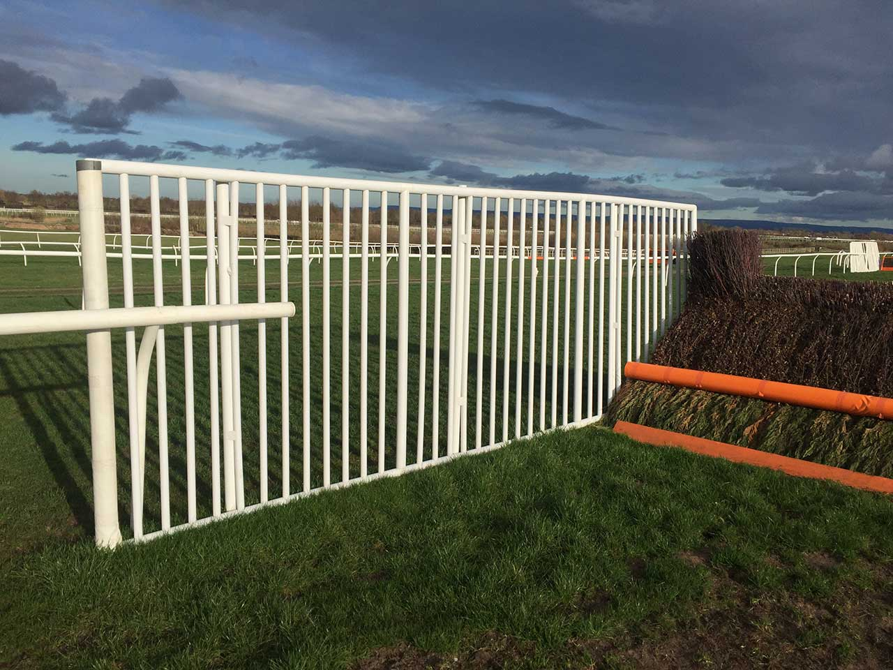 Watt Fences wing