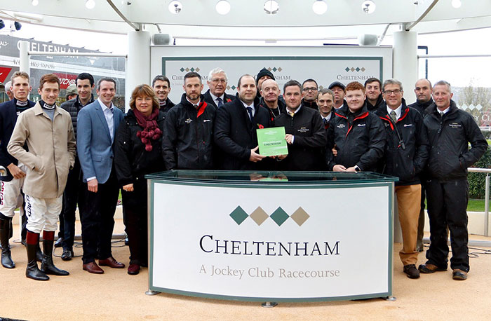 watt fences cheltenham award